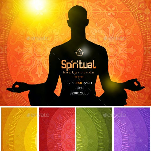 Spritual & Yoga Backgrounds