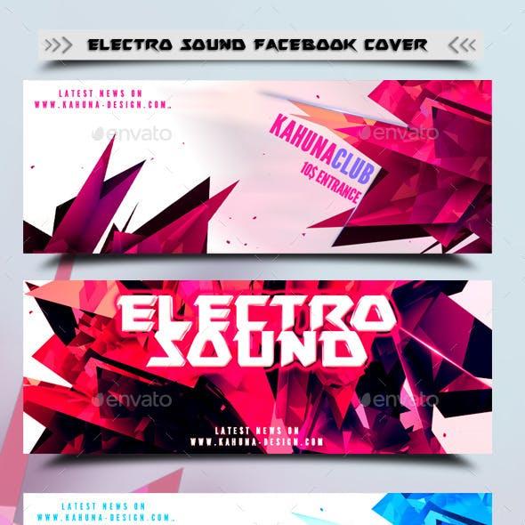 Electro Sound Fb Cover