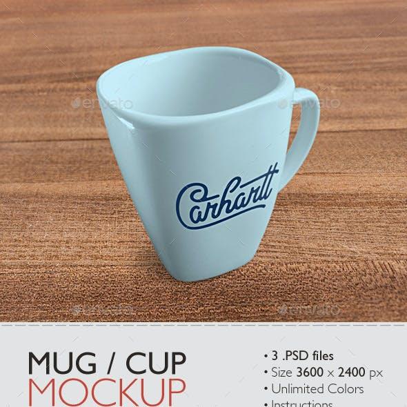 Mug/Cup Mockup