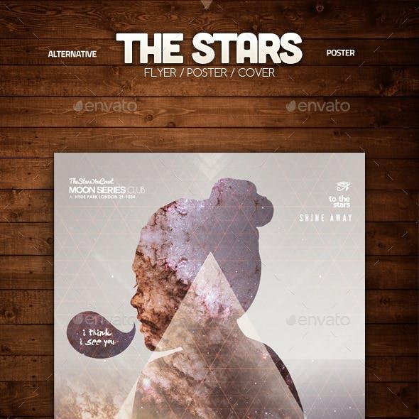 The Stars Alternative Poster