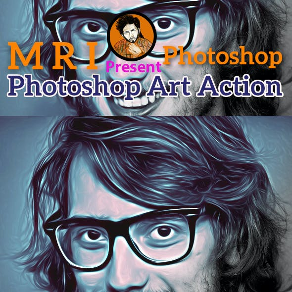 Photoshop Art Action