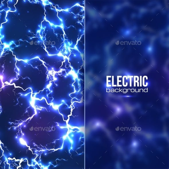 Electric Background