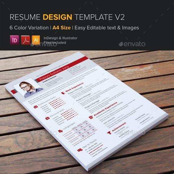 Resume & Cover Letter Template v2