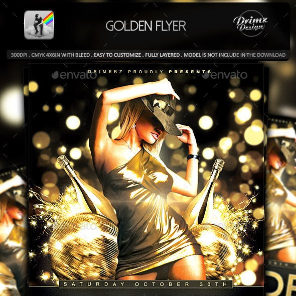 Golden Flyer