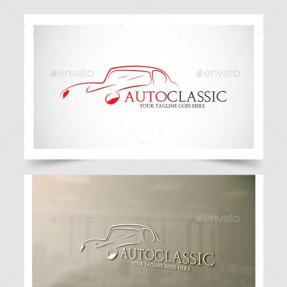Auto Classic Logos Templates