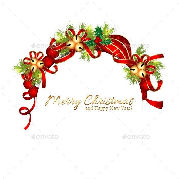 Sparkling Christmas Star Snowflake Greeting Card - Christmas Seasons/Holidays
