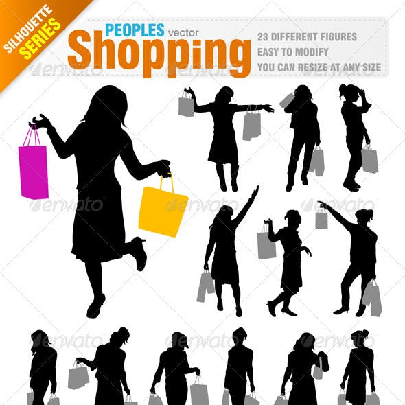 Shopping Peoples