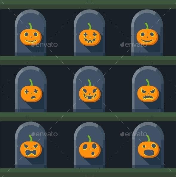 Pumpkin Halloween - Halloween Seasons/Holidays