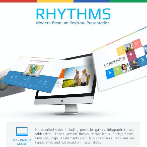Rhythms KeyNote