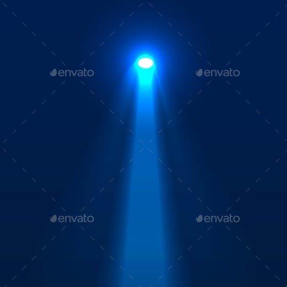 Illuminated Stage
