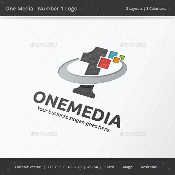 Number One Media Logo