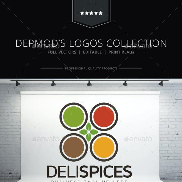 Deli Spices Logo