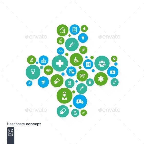 Abstract Medicine Background - Health/Medicine Conceptual