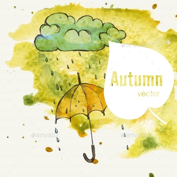 Rainy Season Background - Seasons Nature