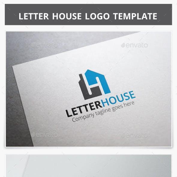 Letter House Logo