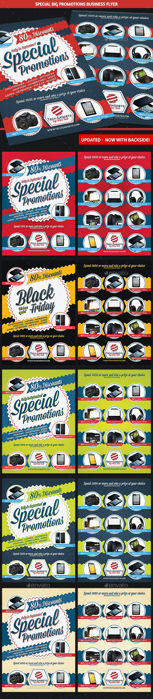 Special Big Promotions Commerce Flyer - Commerce Flyers