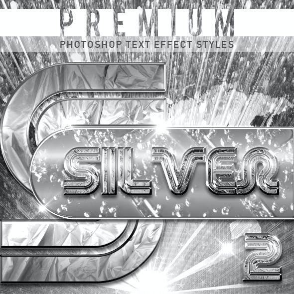 10 Silver Font 2