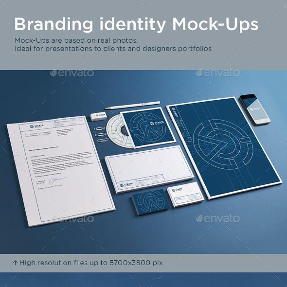 Branding Identity Mock-Ups