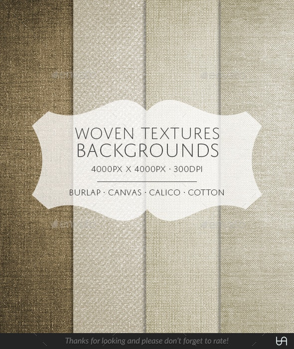 Woven Textures Backgrounds - Backgrounds Graphics
