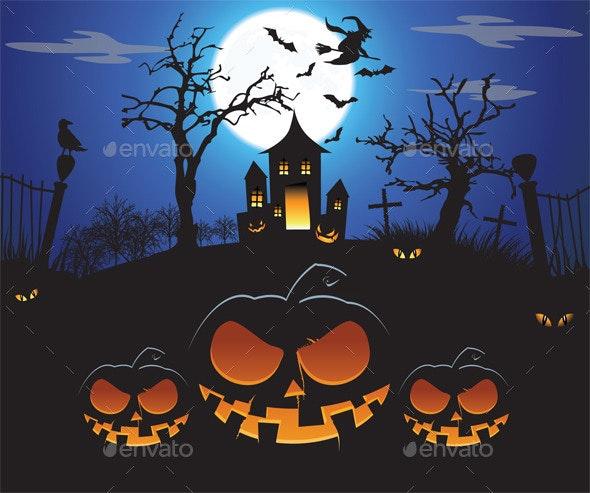 Halloween  - Halloween Seasons/Holidays
