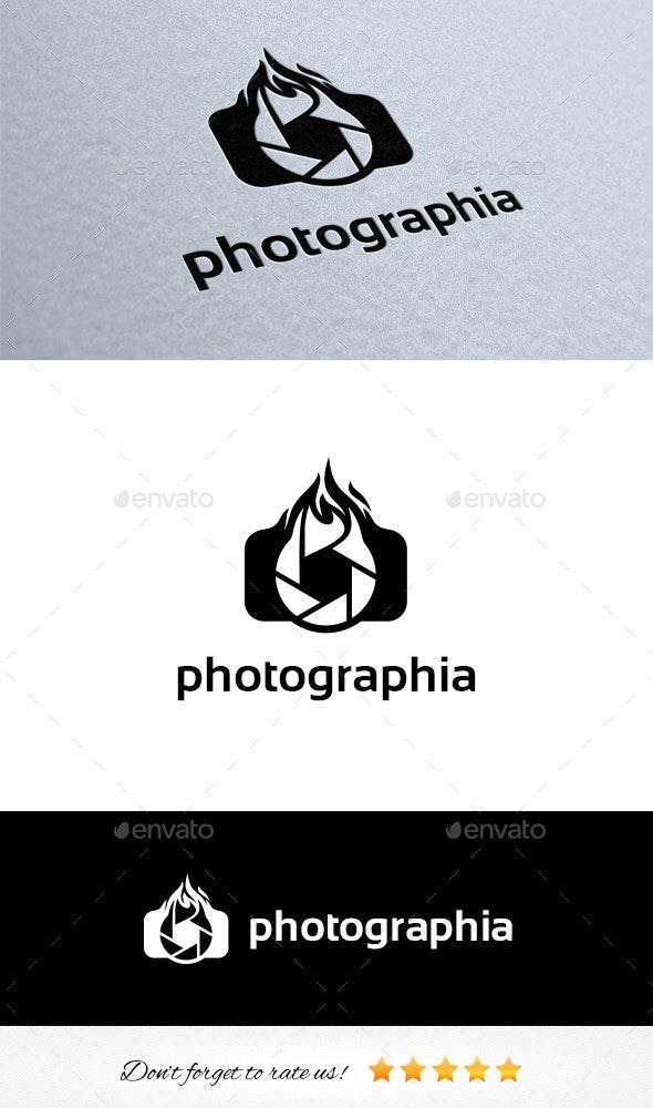 Photography Logo Template - Symbols Logo Templates