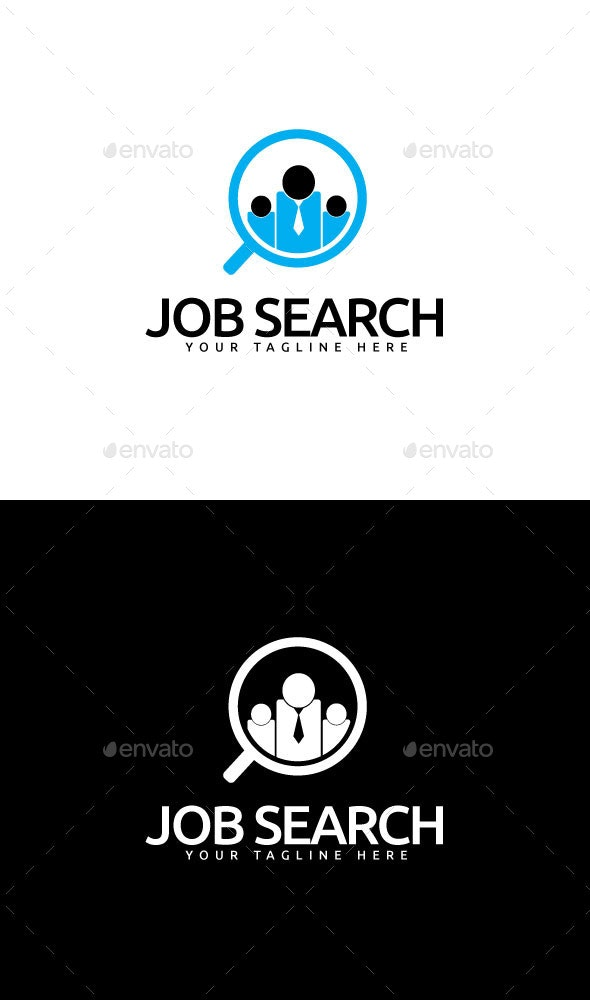 Job Search Logo - Logo Templates