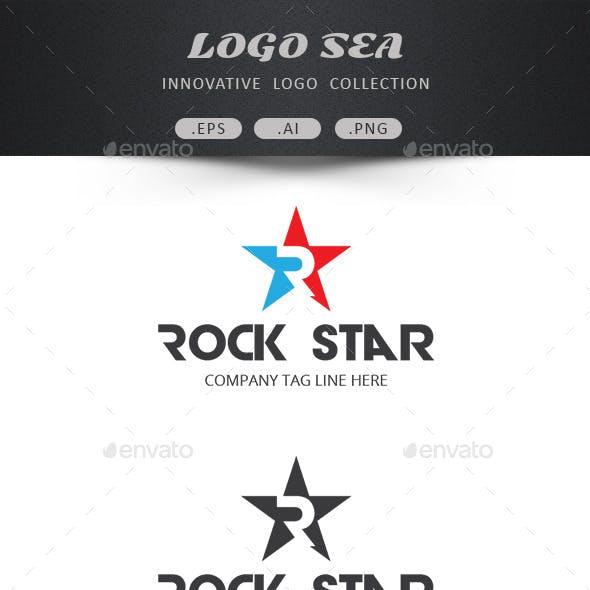 Letter R Vector Logo
