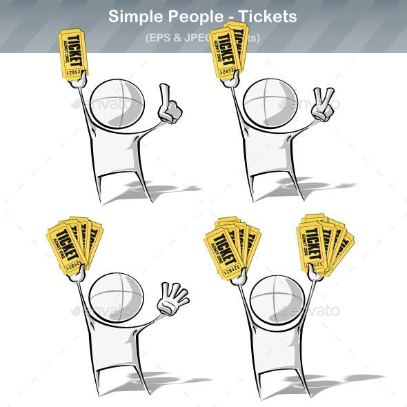 Simple People - Tickets