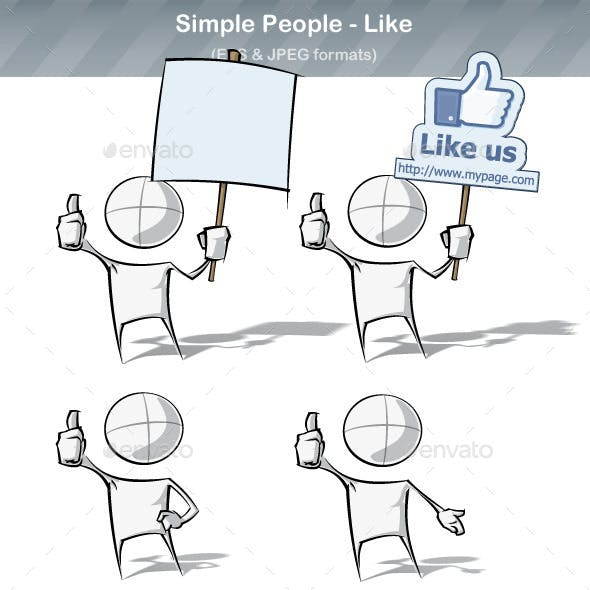 Simple People - Like