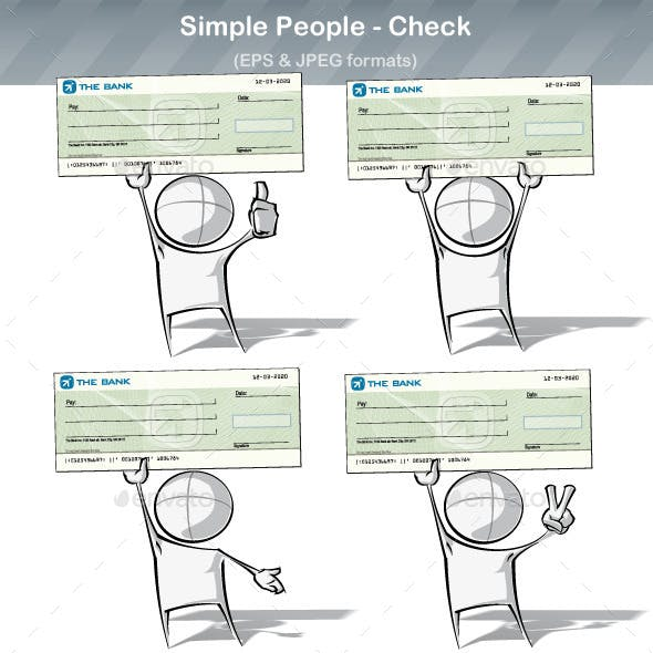 Simple People - Check