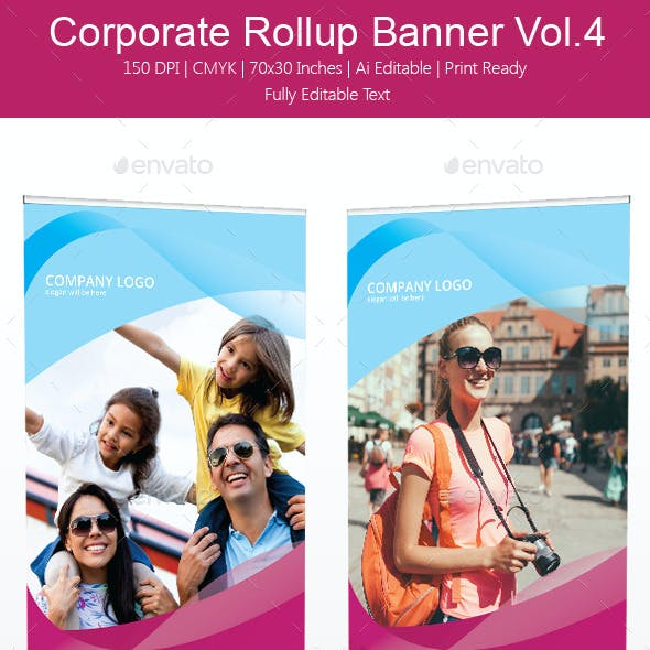 Corporate Rollup Banner Vol4