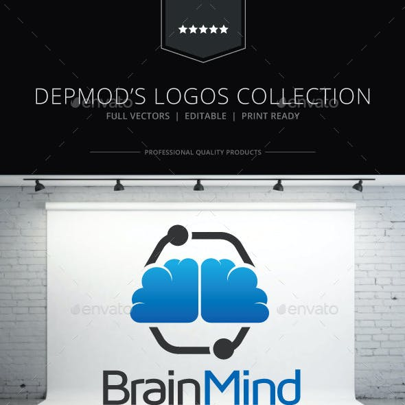 Brain Mind Logo