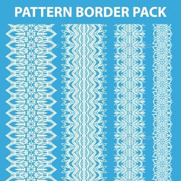 Pattern Border Pack - Patterns Decorative