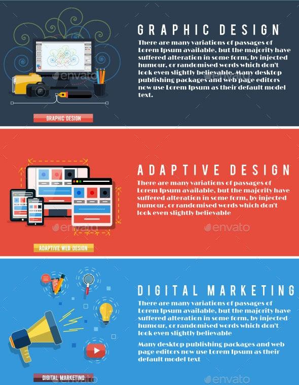 Digital Marketing Web Design and Graphic - Web Technology