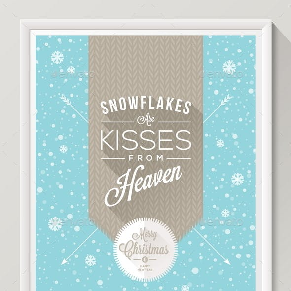 Christmas Design Poster