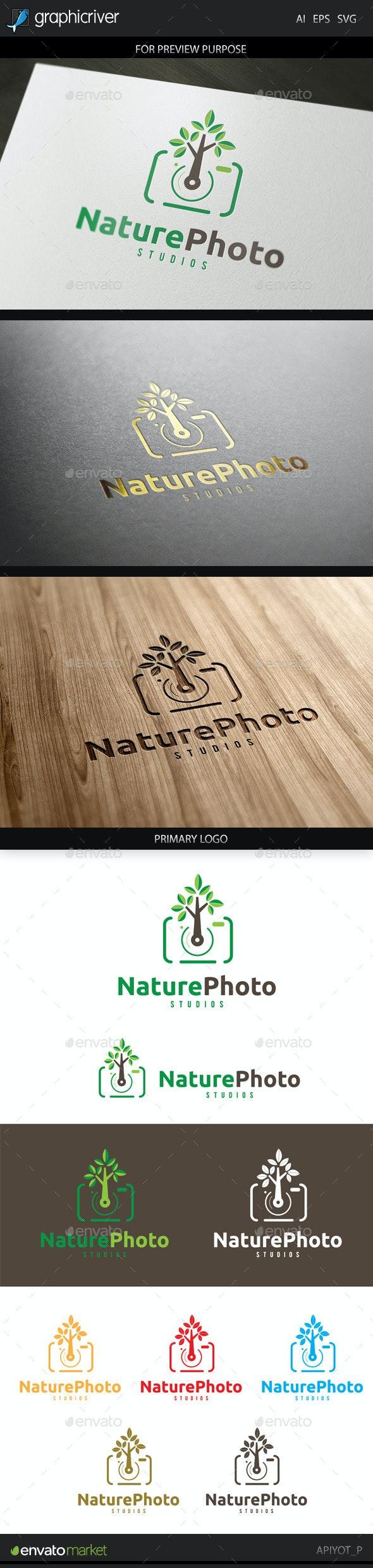 Nature Photo Logo - Objects Logo Templates