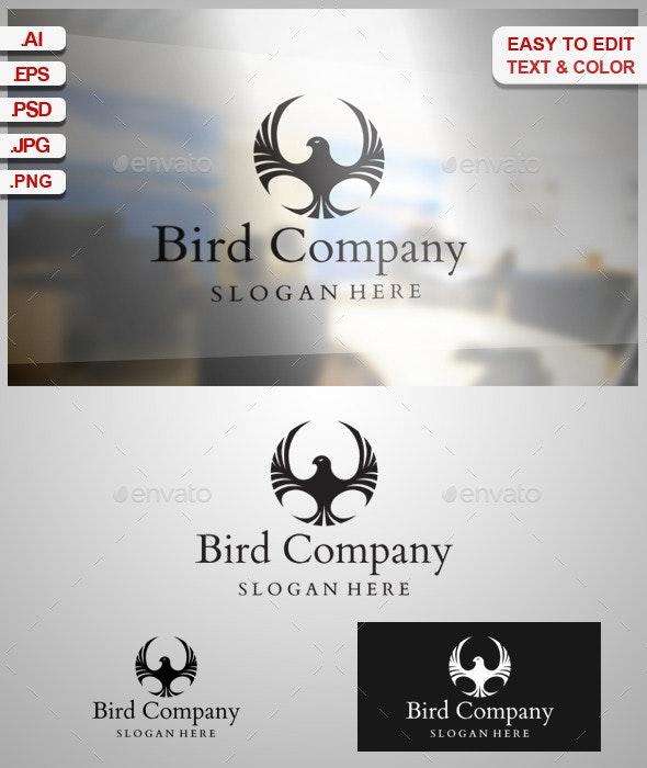 Bird Company - Company Logo Templates