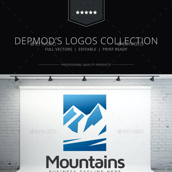 Moutains Logo