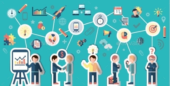 Business people concept - Concepts Business