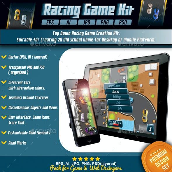 Racing Game Creation Kit