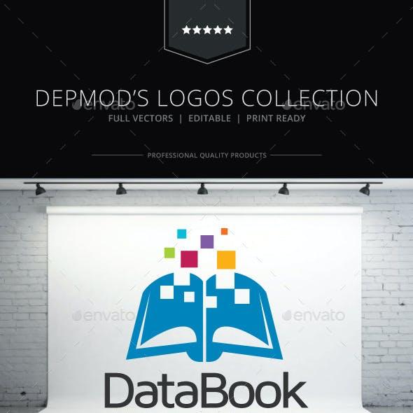 Data Book Logo