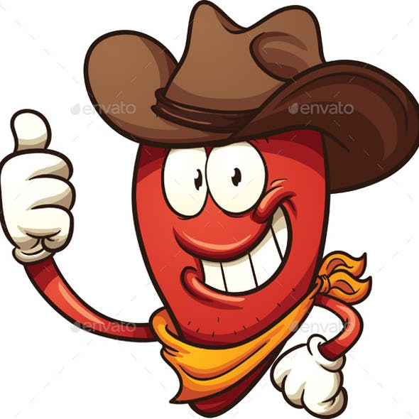 Cowboy Chili Pepper