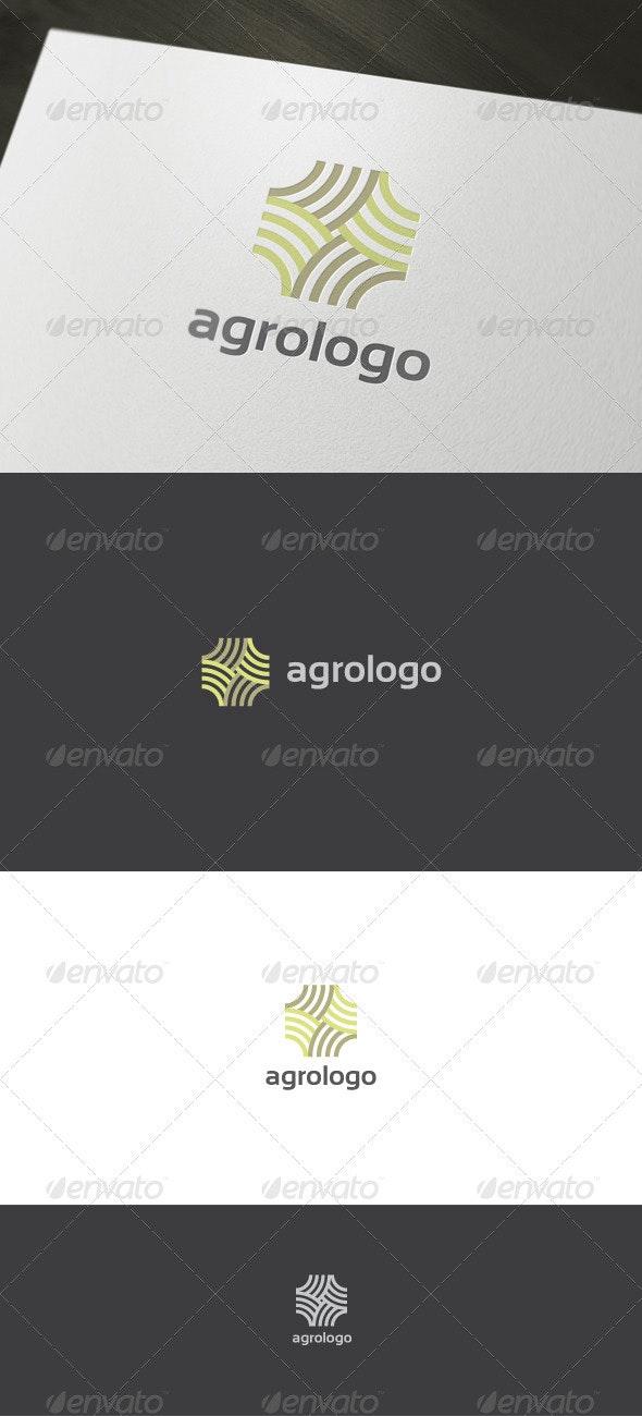 Abstract Agro Logo - Vector Abstract