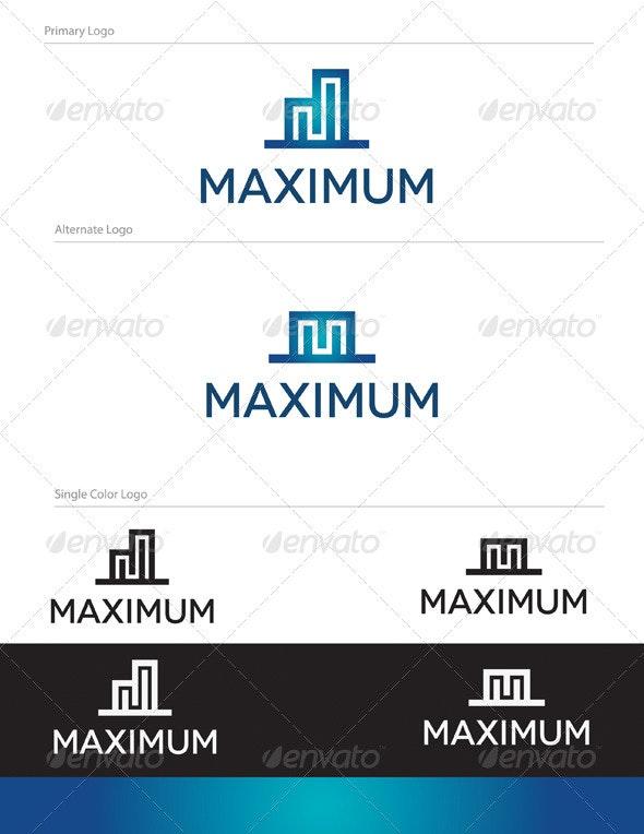 Maximum Logo Design - ABS-009 - Abstract Logo Templates
