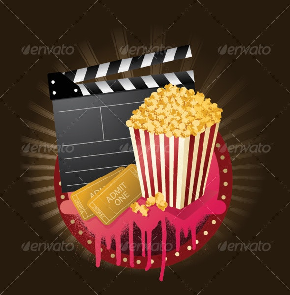 movie 1# - Objects Vectors