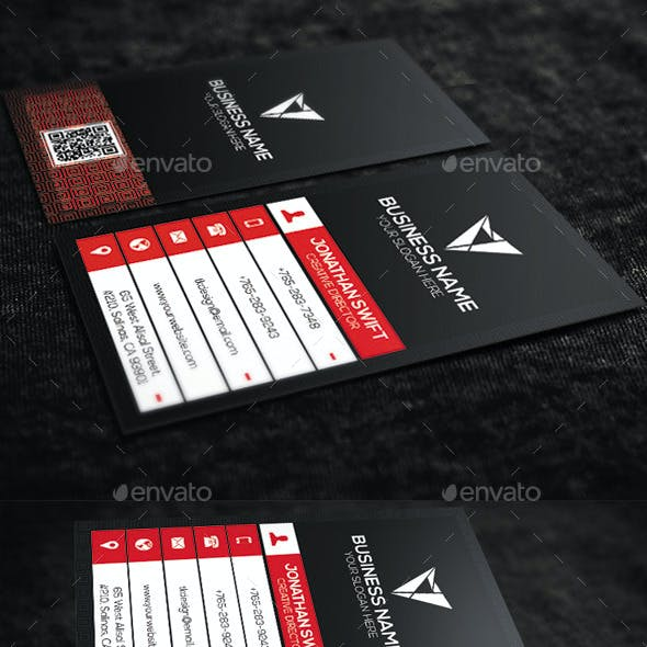 Corporate Business Card No.04