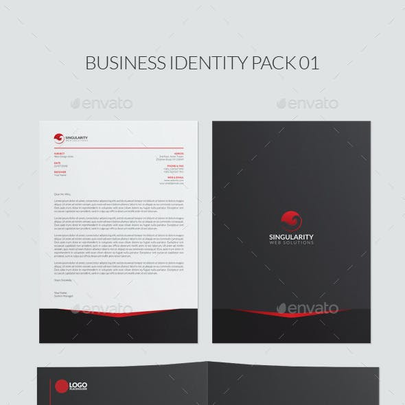 Business Identity Pack 01