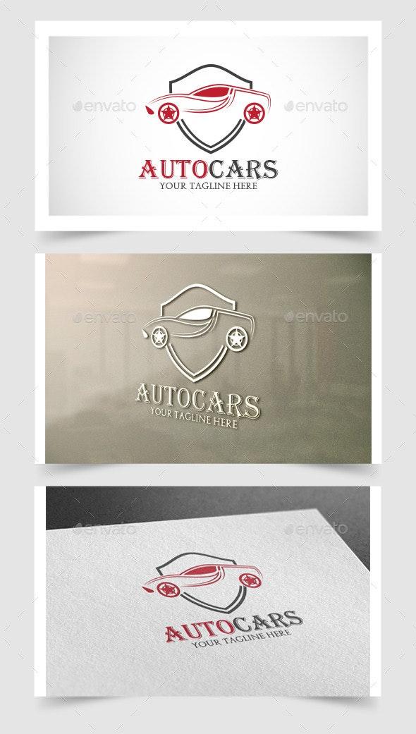 Auto Cars Logos Templates Vol.II - Vector Abstract