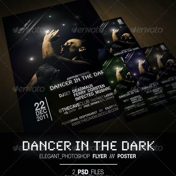 Dancer in the Dark - Poster & Flyer