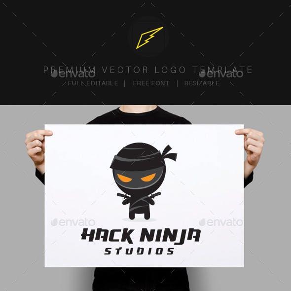Hack Ninja Logo